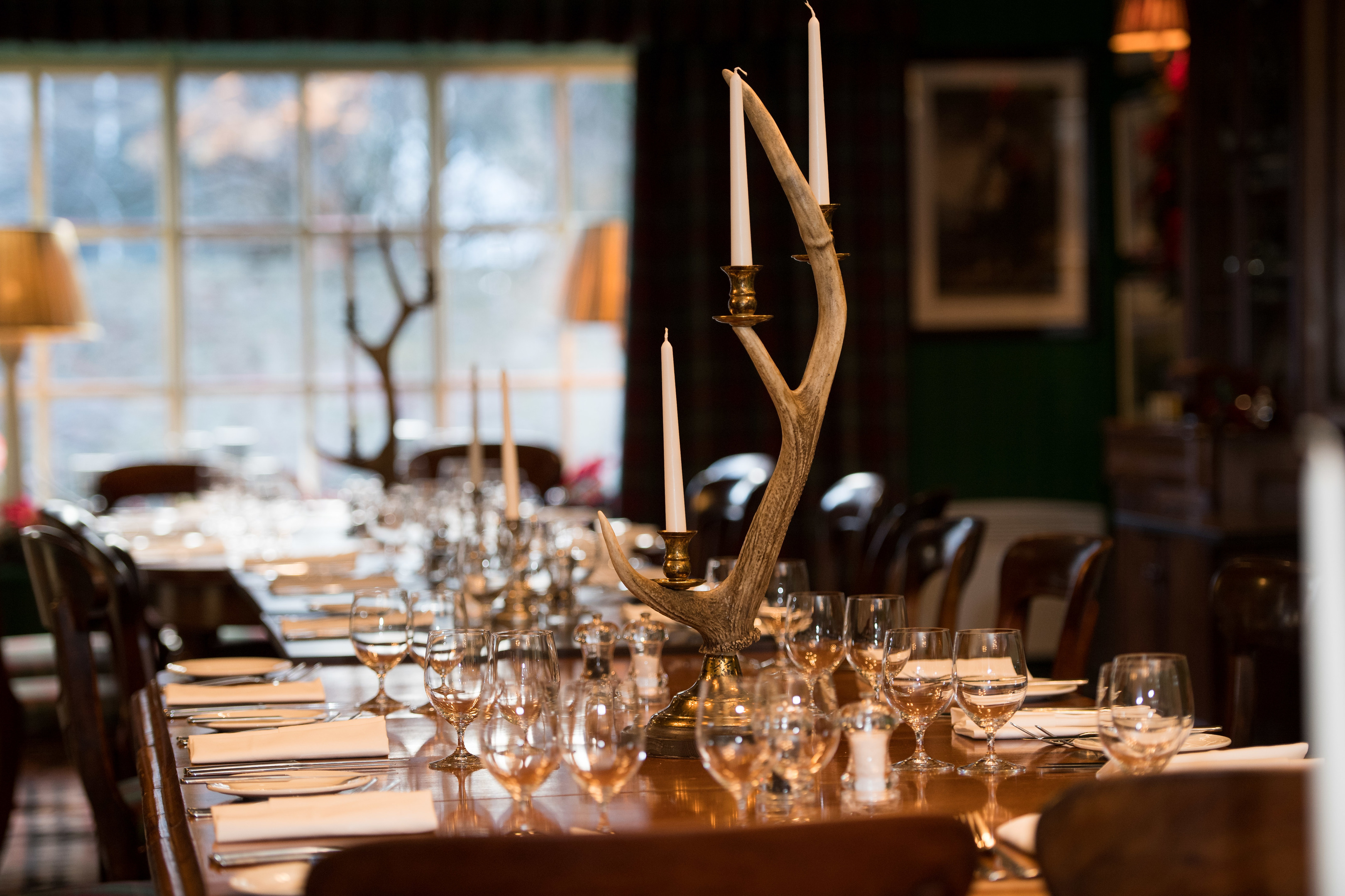 The Rothesay Rooms is the best restaurant in Aberdeenshire according to TripAdvisor users.