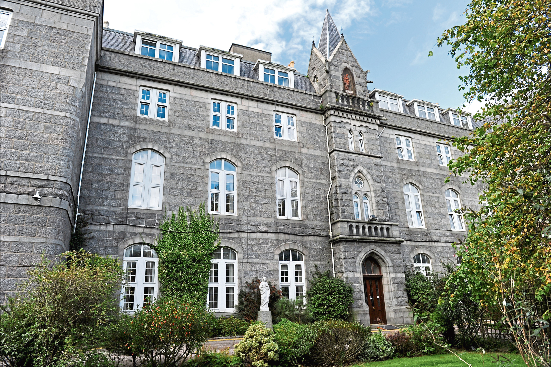 Nazareth House in Aberdeen