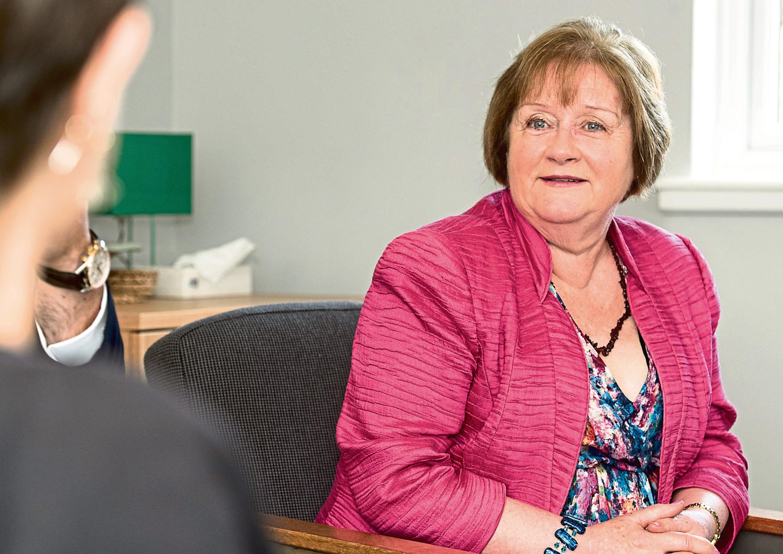 Maureen Watt MSP has praised third-sector organisations in the north-east.