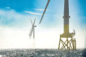 Construction on the new wind farm is due to begin in 2022.