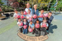 Pupils at Hanover Street School in Aberdeen were named Scottish Champions in the Better Energy School Awards