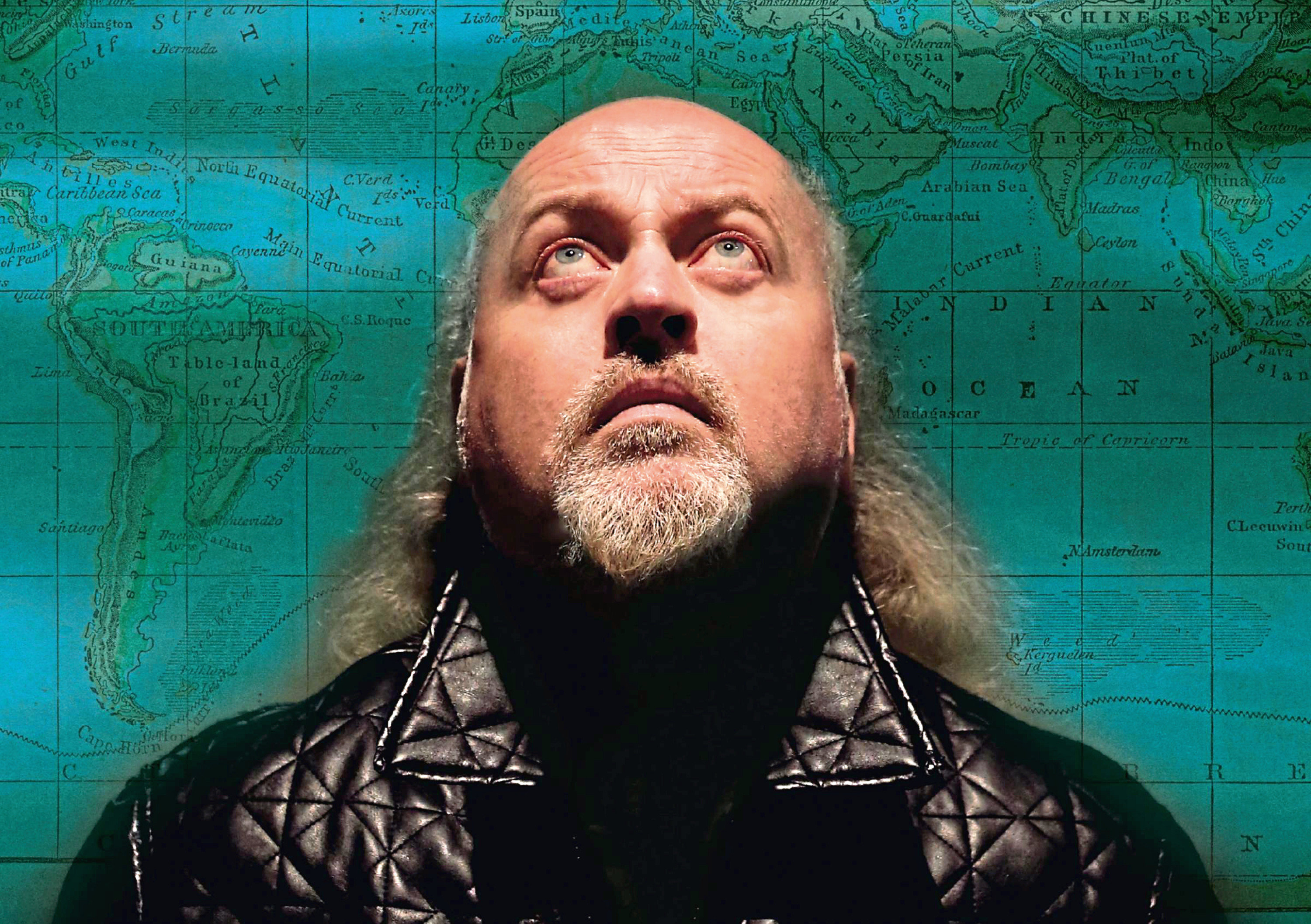 Bill Bailey will bring his new show Larks in Transit to Aberdeen next summer