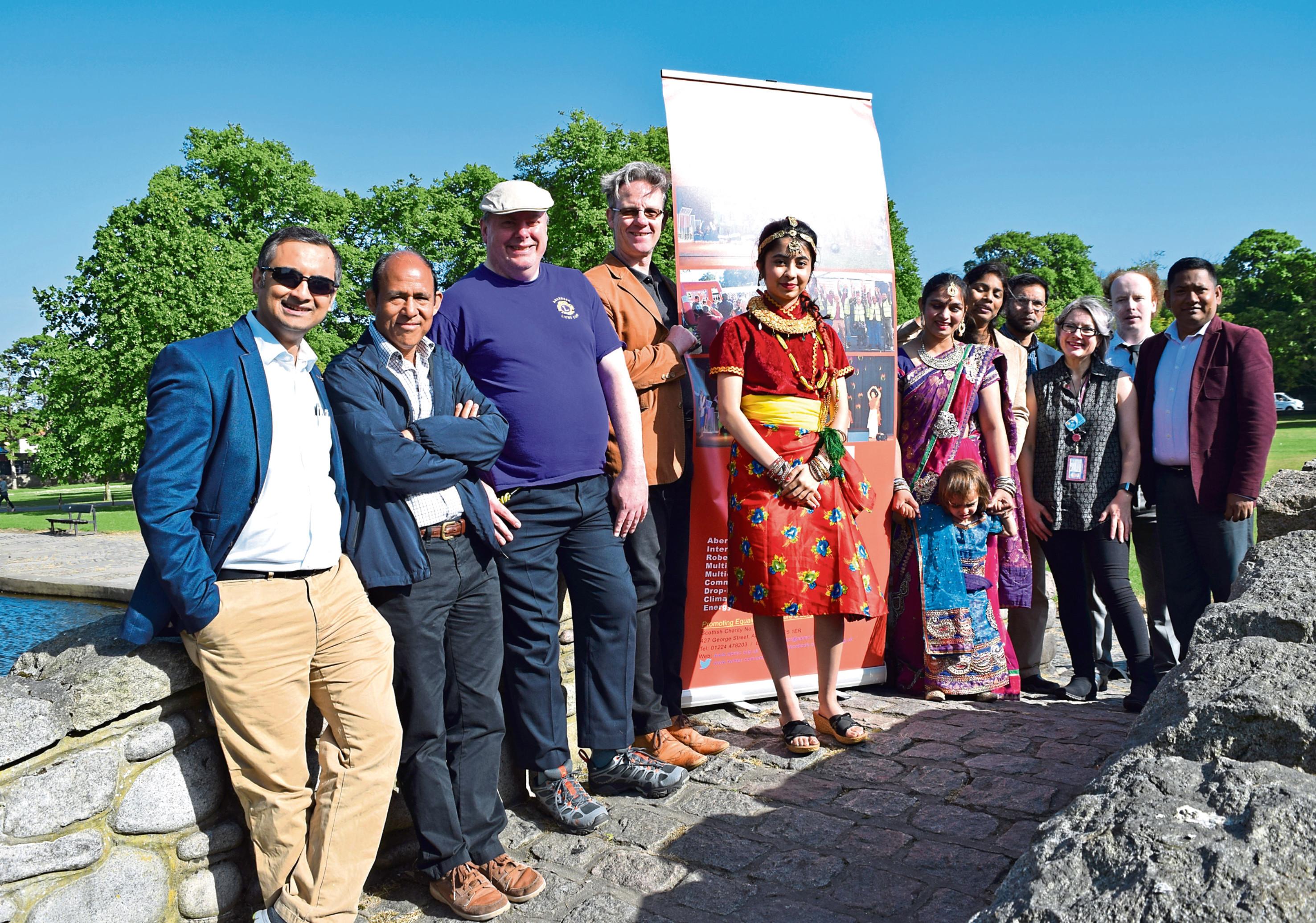 The Mela Festival's organisers
