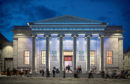 Captions: Aberdeen Music Hall cgi exterior, Keir Group