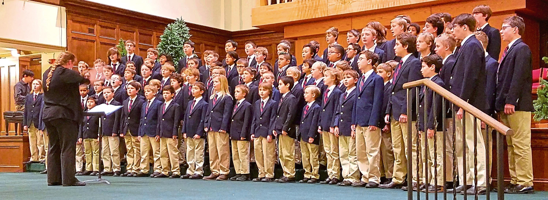 Madison Boys Choir for AIFYA.