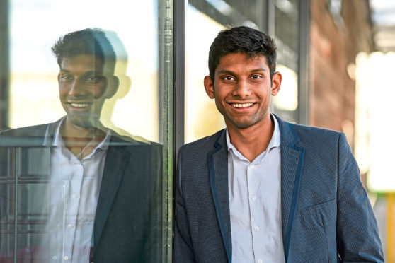 Natesh Shivakumar, 24, is set to take his medical degree and go straight into work as he takes up a position as a junior doctor in Oxford.