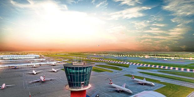 Airports chief Derek Provan backed a third runway at Heathrow