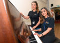 Lucy Kirkness and Lisa Mitchell, both Tutors at Music4U