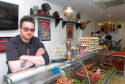 Liam Scott at Lurch Monster's Tilly Butcher