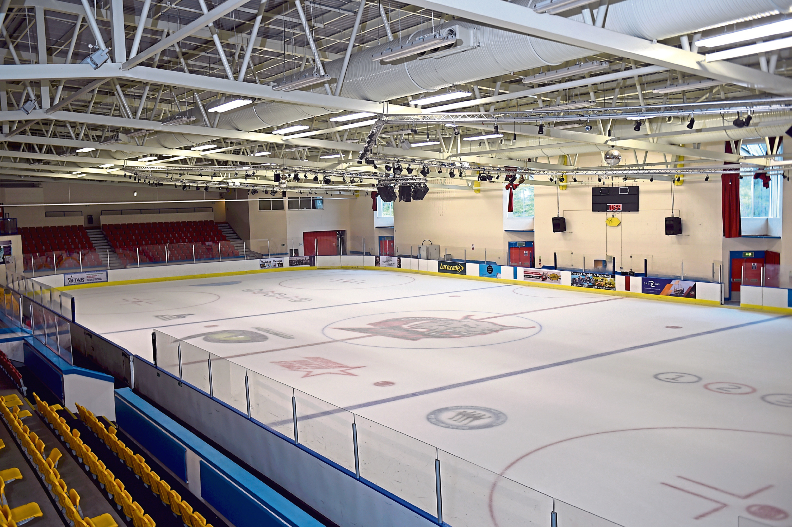 Linx Ice Arena will close for a month to fix a 'long-standing issue'