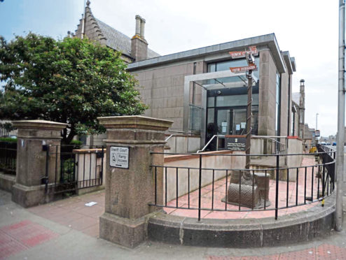 Peterhead Sheriff Court