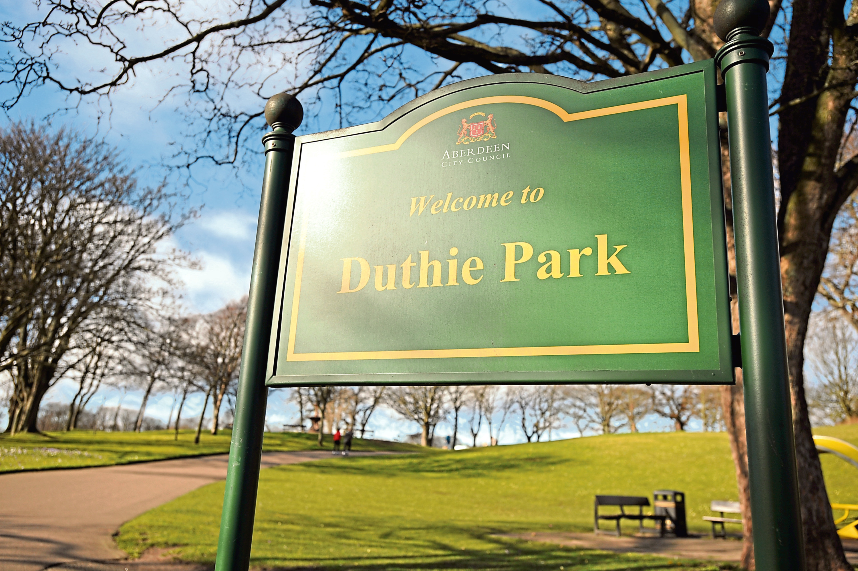 The 10km walk will start at Duthie Park