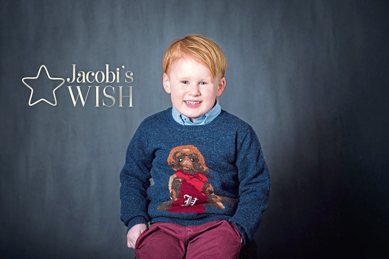 Jacobi Whyte who has Duchenne muscular dystrophy (DMD)