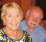 Pictured are Maureen and John Kirkton, both aged 69, who are stranded in Stavanger