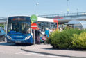 A bus that takes people to and from Asda has been scrapped.