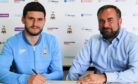 Anthony O'Connor signs on at Bradford City
