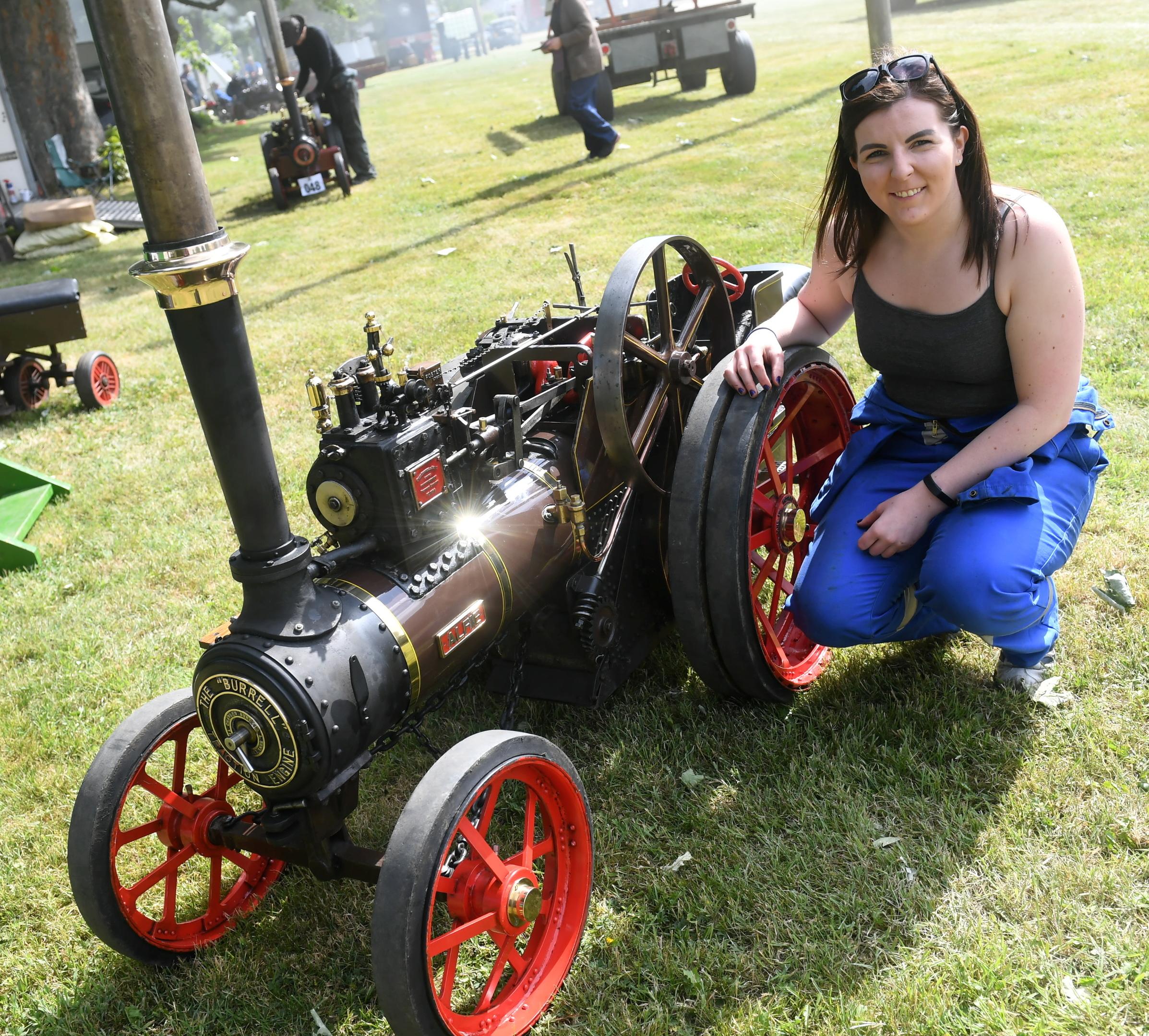 Bon Accord Steam Fair