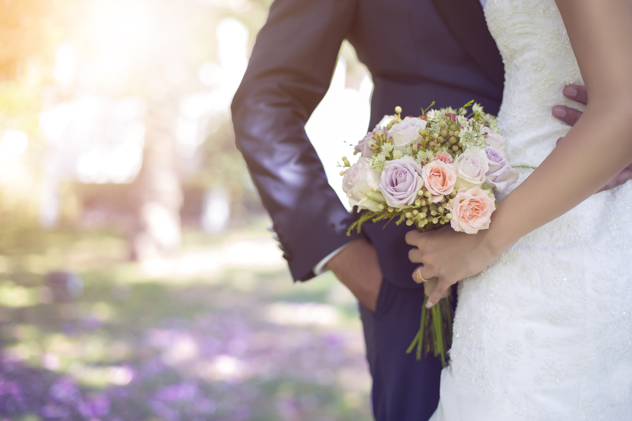 Marriage may help protect against stroke and heart disease.