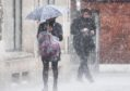 The Met Office has issued a warning for rain tomorrow