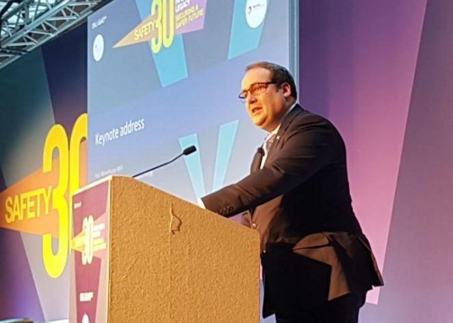 Energy minister Paul Wheelhouse
