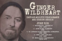 Ginger Wildheart will perform at Maidinvinyl Record Store in Aberdeen today