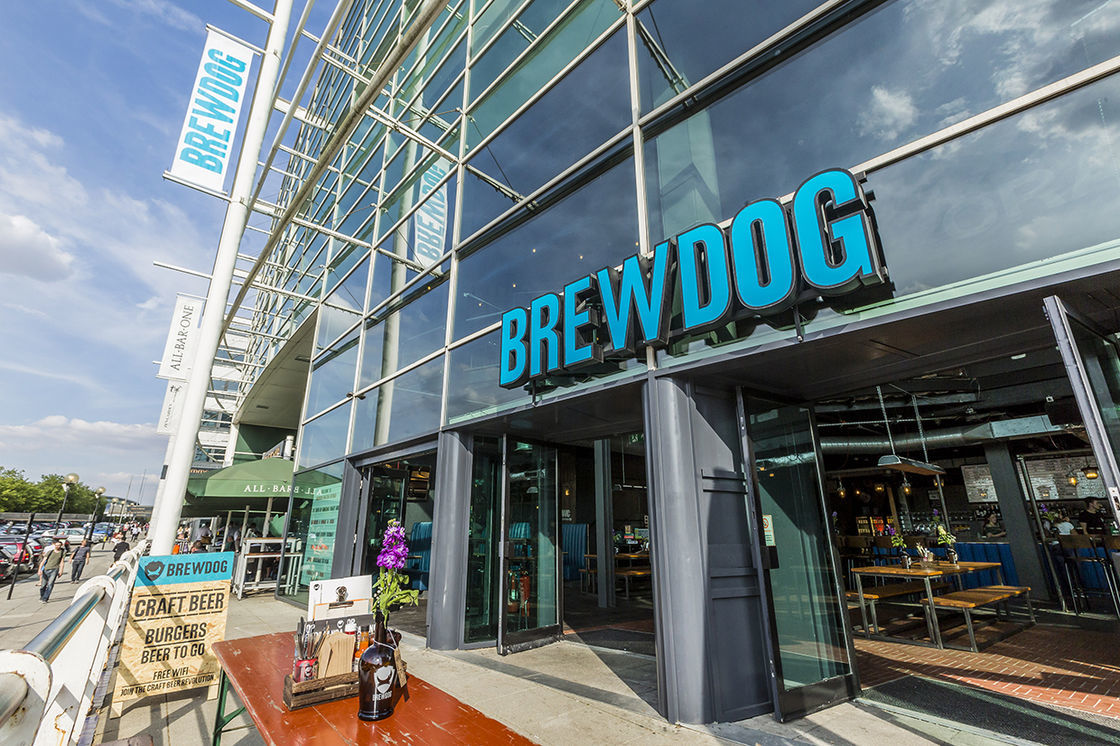 BrewDog's newest bar in Milton Keynes