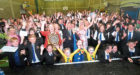 Torry Academy's farewell assembly