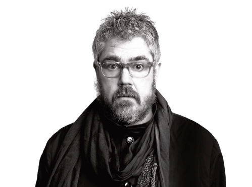 Phill Jupitus is heading for this year's Aberdeen Comedy Festival