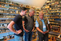 Alex Barclay clears out his whisky collection