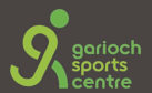 The new logo for the Garioch Sport Centre
