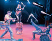 Moscow State Circus says it plans to take legal action against vandals