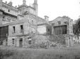 Duff House after being bombed