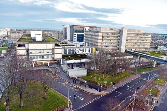 Aberdeen Royal Infirmary