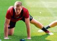 Aberdeen's Lewis Ferguson scored a sensational goal against Burnley.