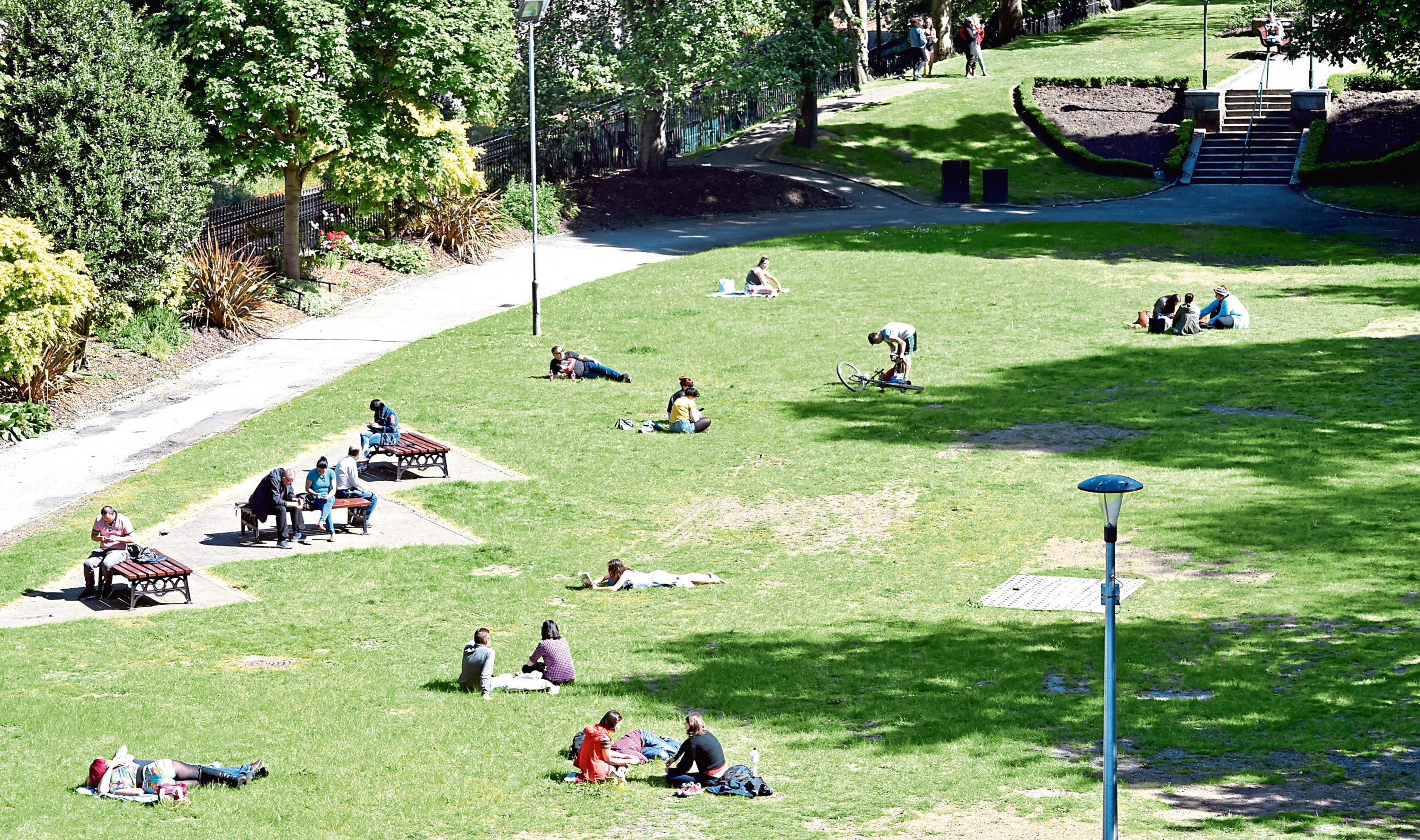 How well do you know Union Terrace Gardens?