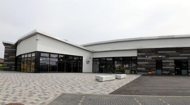 The new Uryside School