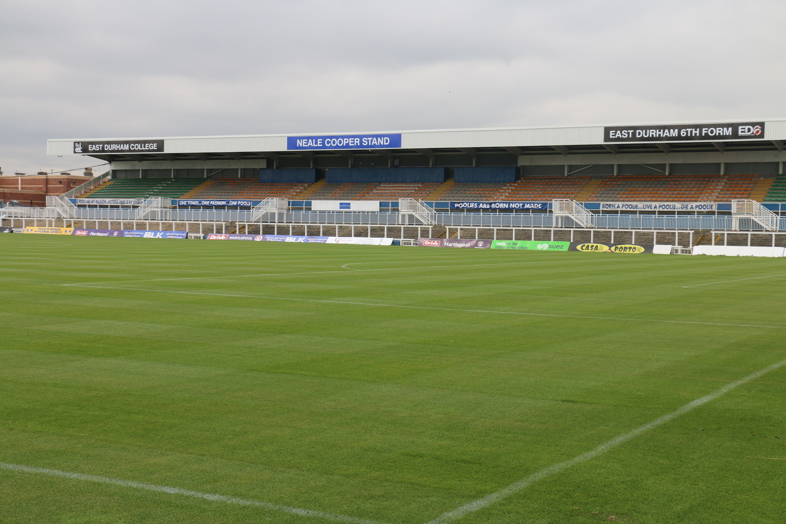 The Neale Cooper Stand