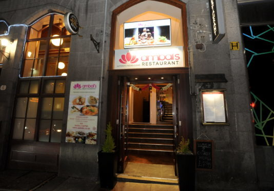 Ambal's Indian Restaurant