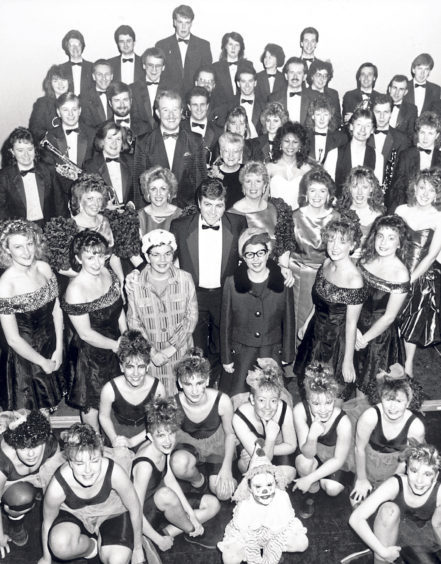 Winners of the Stars of Tomorrow showcase in 1989