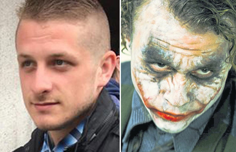 Kristian Marr, 24, was spared jail when sentenced at Aberdeen Sheriff Court yesterday
