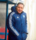 Peterhead's manager Jim McInally. Picture by Chris Sumner.