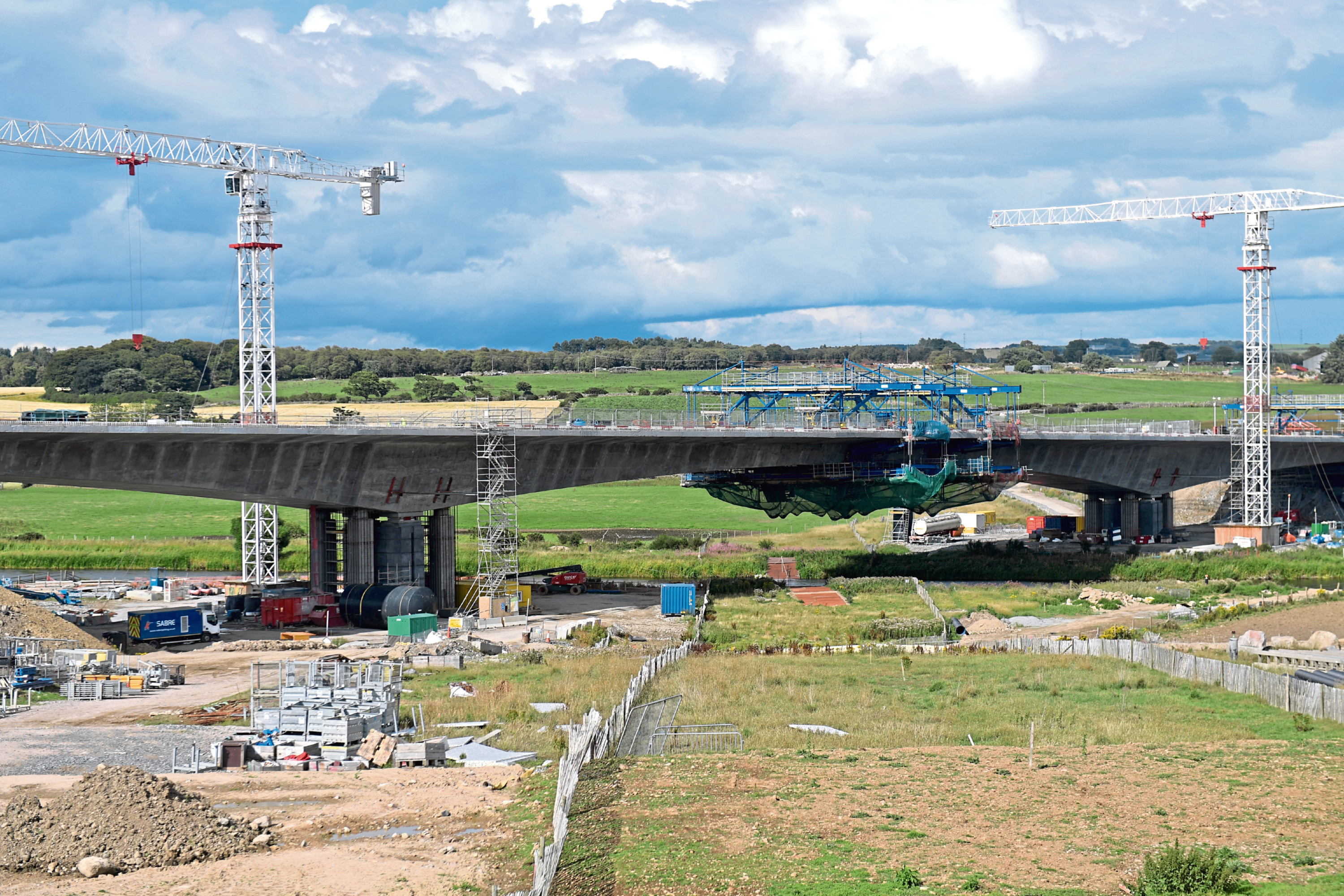 Repairs are to be carried out on the bridge after defects were discovered
