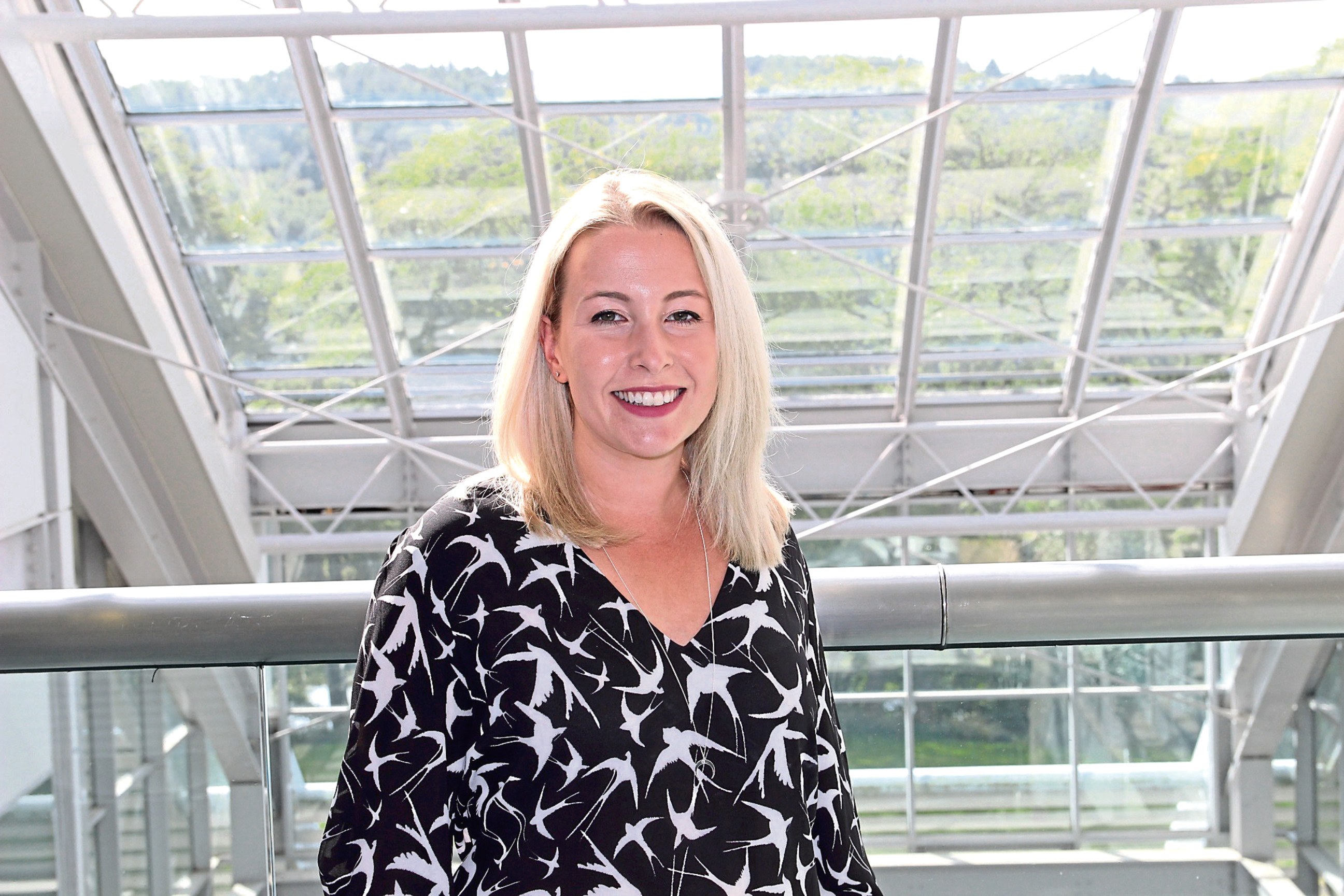 Fiona Gibb, Senior Midwifery Lecturer and Lead Midwife for Education at RGU