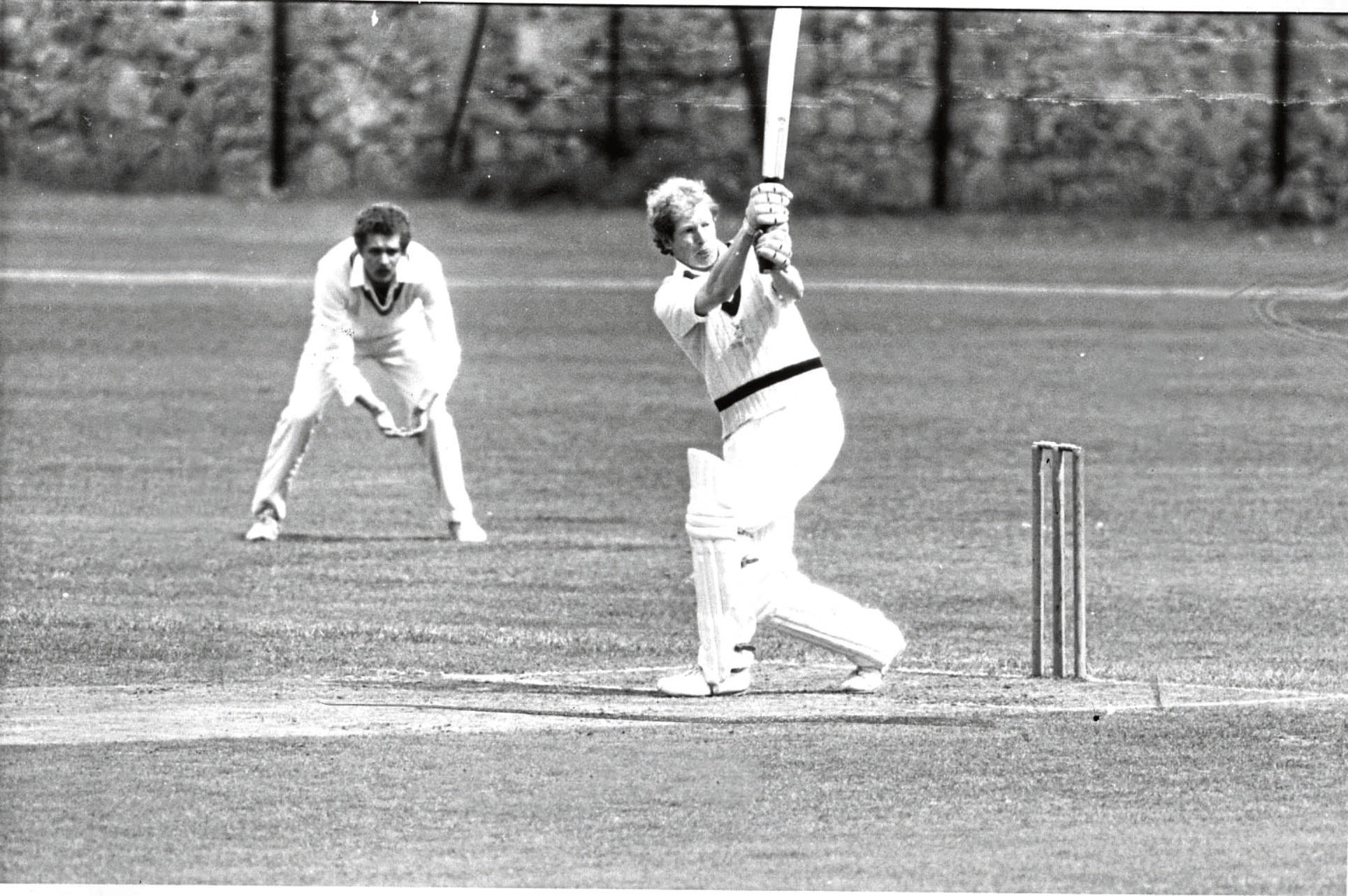 Former Aberdeenshire cricketer Bruce Martin is hoping his new cricket memories group can help dementia sufferers