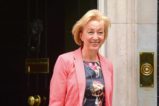 Andrea Leadsom reassured the city and the north-east that it will 'benefit from Brexit'