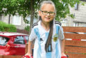 Olivia Brands had surgery in Bristol to help her walk
