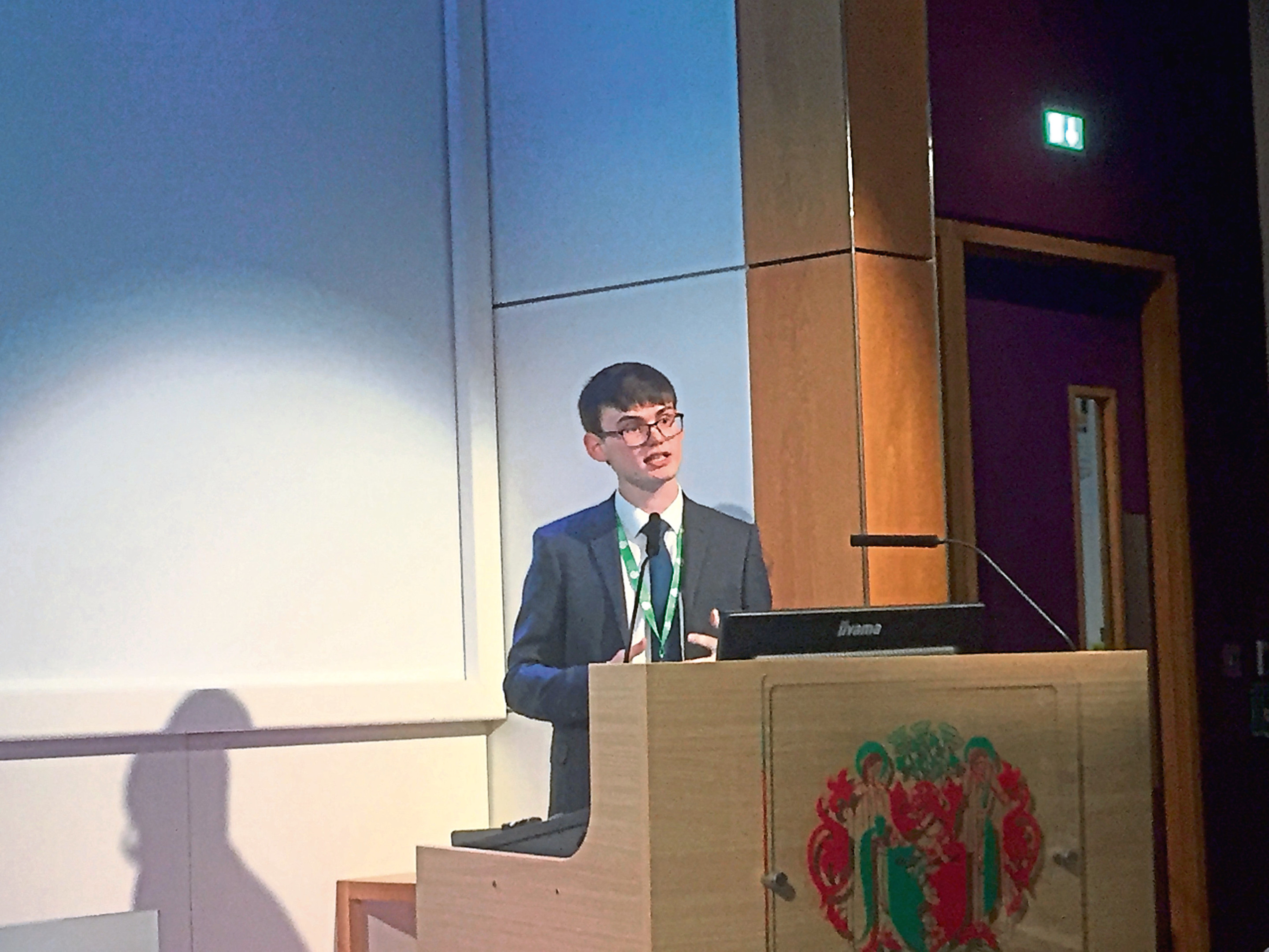 Duncan Ritchie has picked up the Sidney Linton Prize for medical education in cardiology from the Royal Society of Medicine