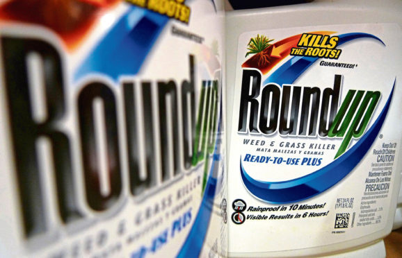 Lynne Digby is complaining about the city council's use of RoundUp
