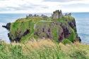Dunnottar Castle near Stonehaven