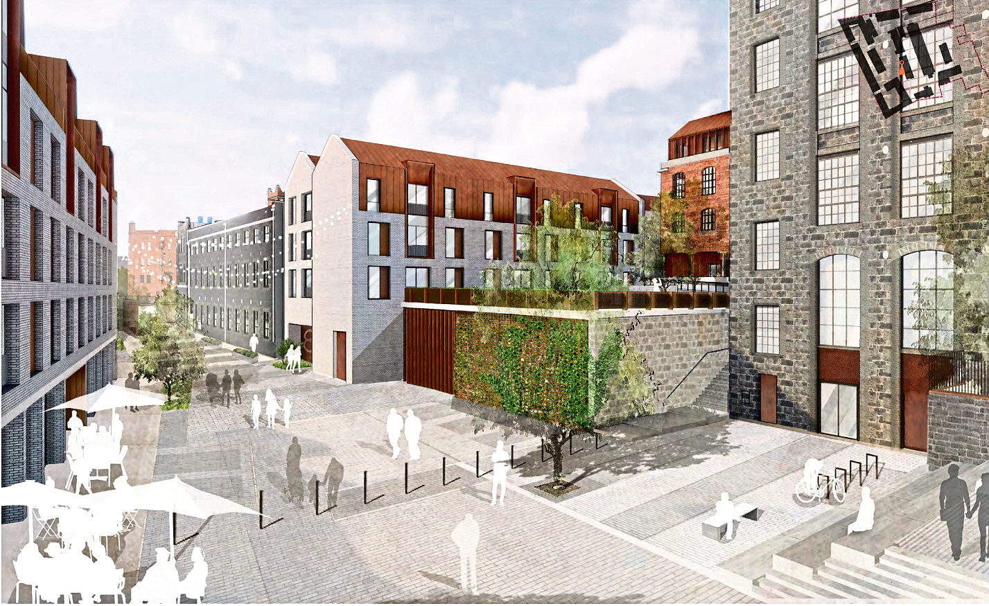 New images showing plans for Aberdeen's Broadford Works